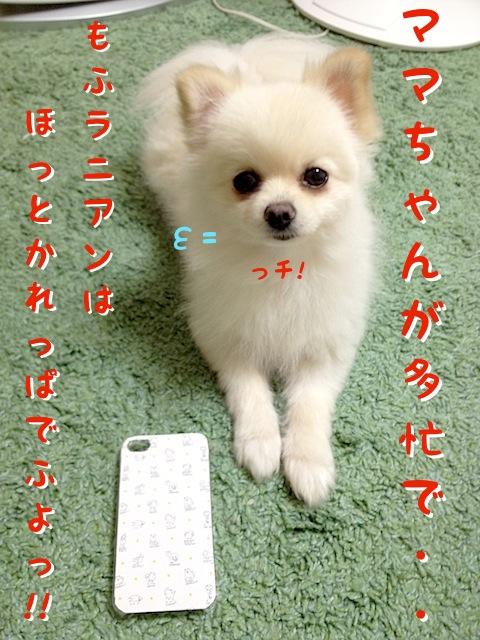 もふラニアンiPhoneケース。-3.jpg