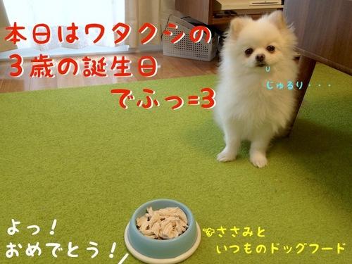 3歳の誕生日!-1.JPG